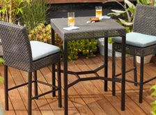 Small Patio Furniture Set - Home Design Inspiration, Ideas and ...