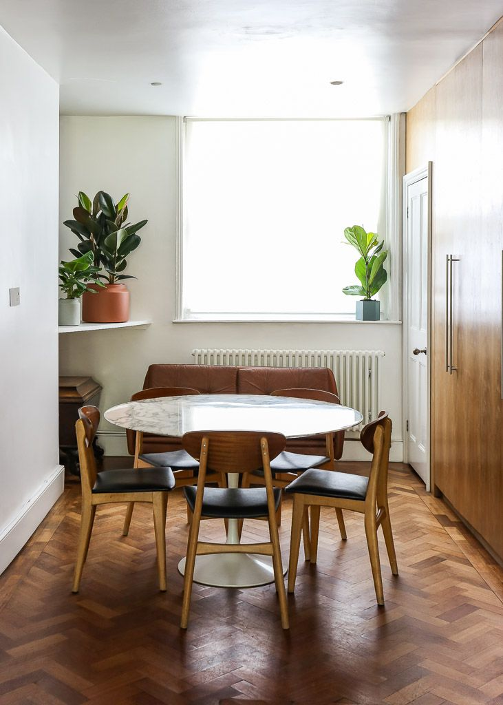 My Modern House: Emma & Kam Young of Falcon Enamelware take us on a tour of their Islington townhouse