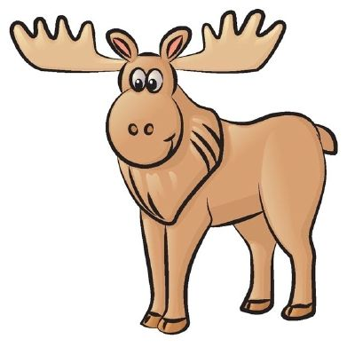 How to draw a moose.  @Accidental Olympian