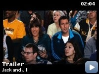 Jack and Jill. Rated PG. Starring Adam Sandler. Family guy Jack Sadelstein prepares for the annual event he dreads: the Thanksgiving visit of his twin sister, the needy and passive-aggressive Jill, who then refuses to leave.