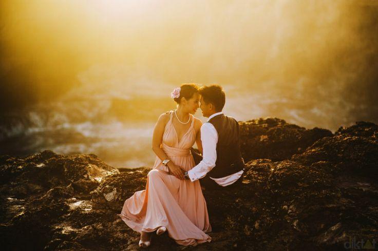 Prewedding Destination // lembongan island // Chui wei & Jolene » Diktat Photography