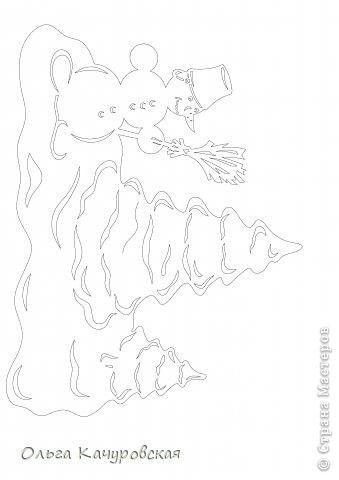 Читайте також також Ялиночка з паперу. Майстер-клас Об'ємні сніжинки. Фото і майcтер-клас Ялинкові прикраси з паперу, багато фото та майстер-класи Морзні Узори на вікні. Майстер-клас … Read More
