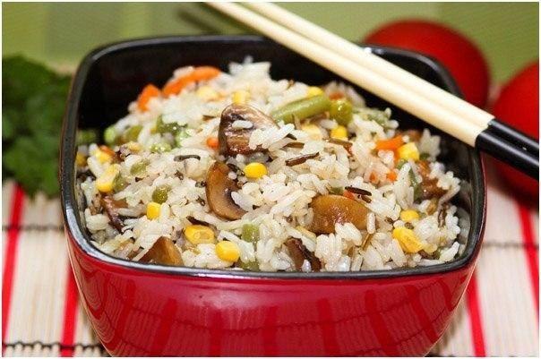 Топ-5 рецептов с рисом