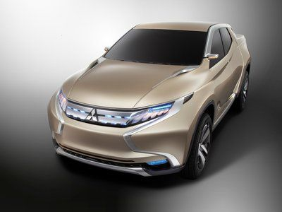 Concepto Mitsubishi GR-HEV (2013)
