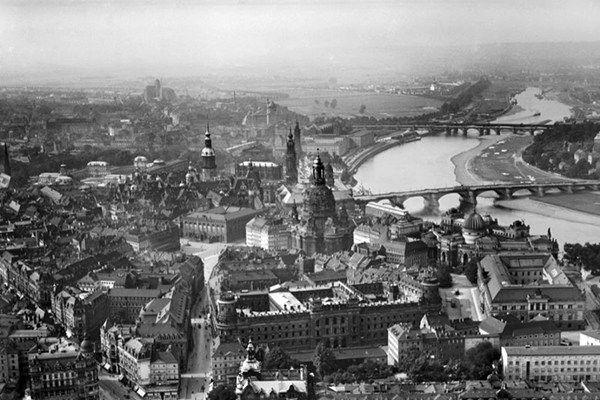 Dresda - Seconda guerra mondiale