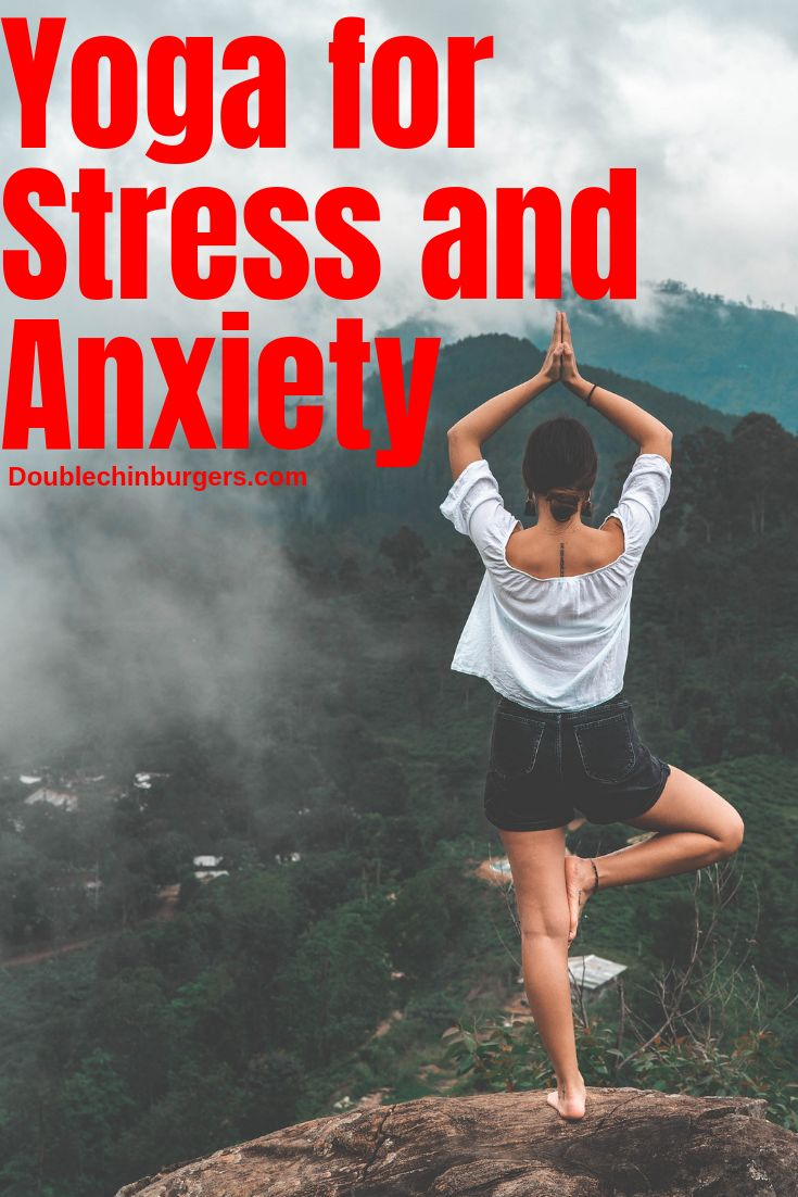 Stress Relieving Yoga