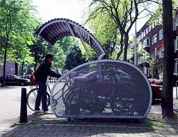 bicicletario amsterdam - Pesquisa Google