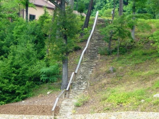 Filming Location For Movie Dirty Dancing Stairs Where