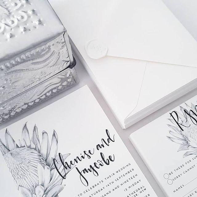 Paper Style Co Weddinginvitations Invitations