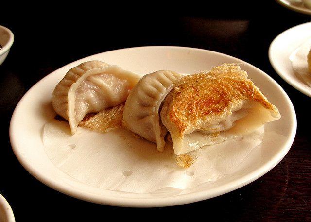 Recette Raviolis au porc de Shanghai Dim sum