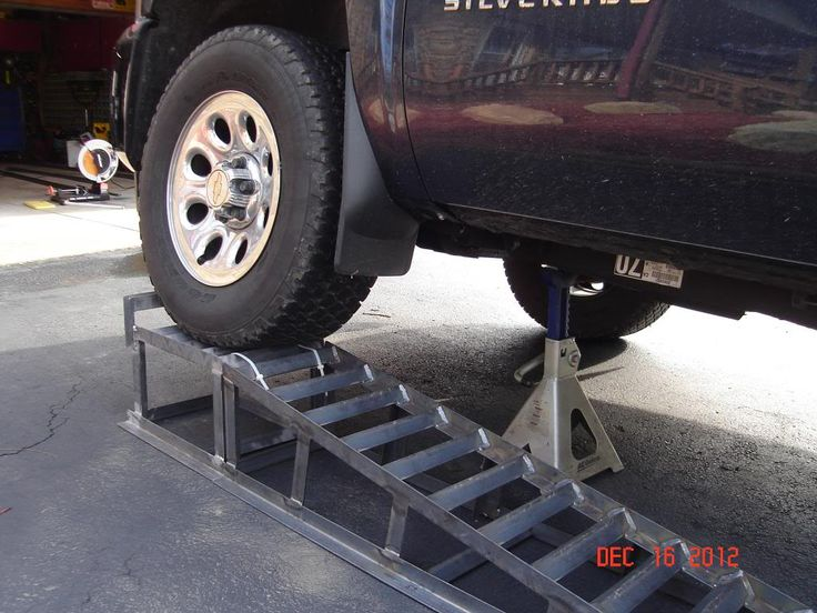 Car service ramps - Page 2 - The Garage Journal Board