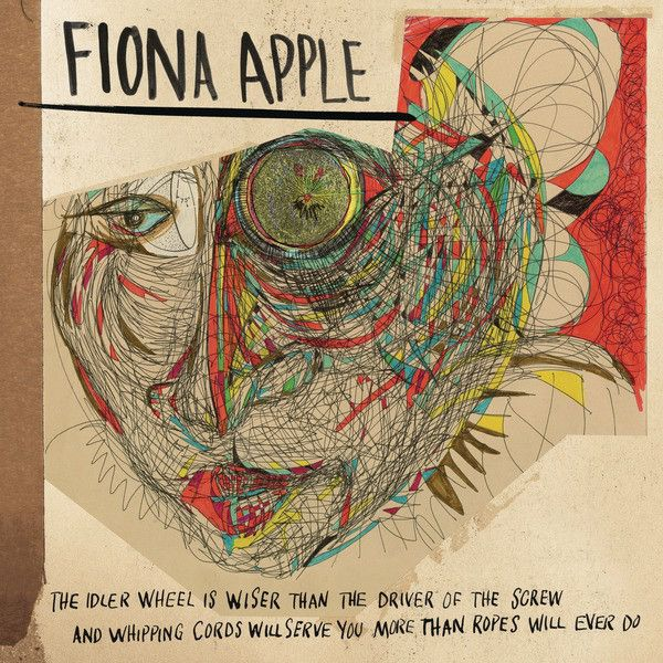 """""""The Idler Wheel Is Wiser Than the Driver of the Screw and Whipping Cords Will Serve You More Than Ropes Will Ever Do"""" by #FionaApple - listen with #YouTube, #Spotify, #Rdio & #Deezer on LetsLoop.com"""