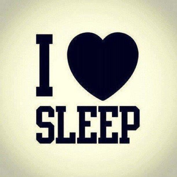 Je dormais
