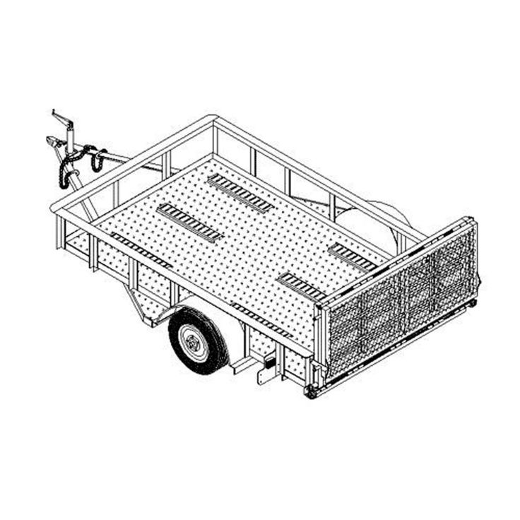 8 best Utility Trailer Plans Blueprints images on