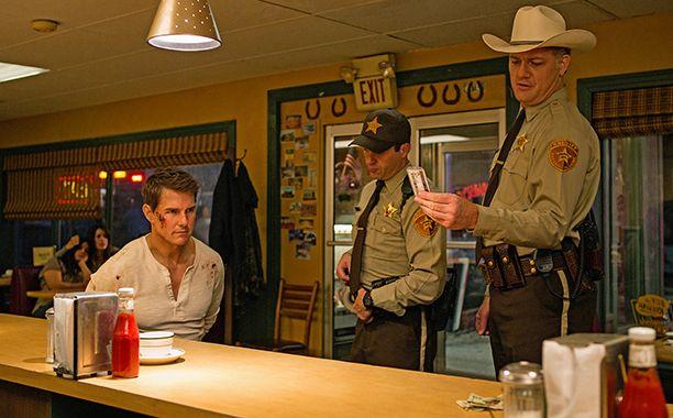 'Jack Reacher: Never Go Back': EW review   Tom cruise ...
