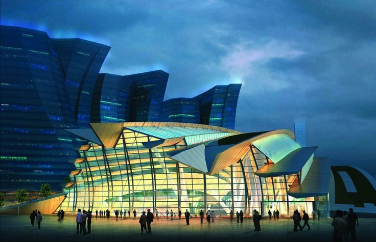 Express Rail Link West Kowloon Terminus / Andrew Bromberg