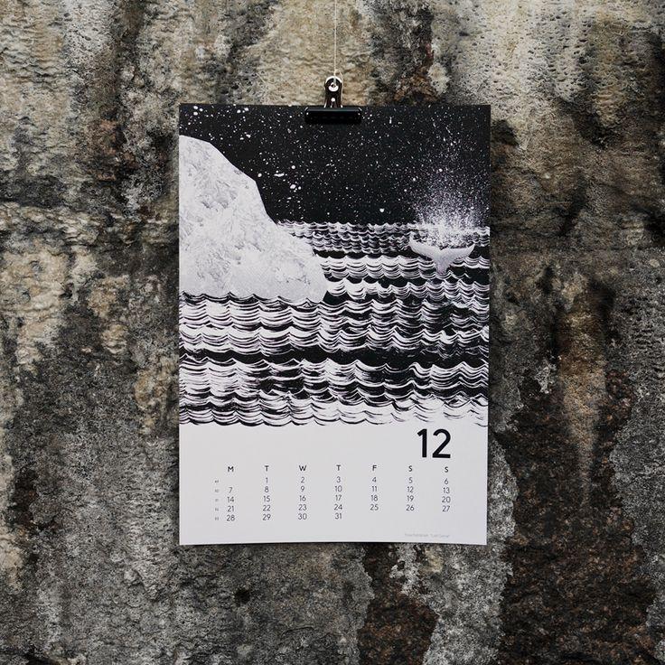 'Last Dance' by Tiina Pietiläinen for Calendar 15. Photography by Joona Louhi.