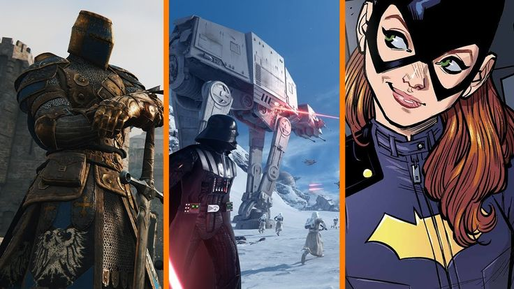 FarCry 5 Gamer For #Honor #BOYCOTT + #Battlefront #2 #Revealed + #Avengers #Director #Joins #Batgirl - The Know Players are boycotting For #Honor... even though they already dropped $60+ on it. Star Wars: #Battlefront #2 is officially announced (surprise?). #Marvel superstar Joss Whedon has defected to DC to direct a new #Batgirl movie. Plus, early Switch numbers are surpassing early PS4 numbers in Japan, Persona 5 doesn't want you streaming, Nier Automata has set a PC sal