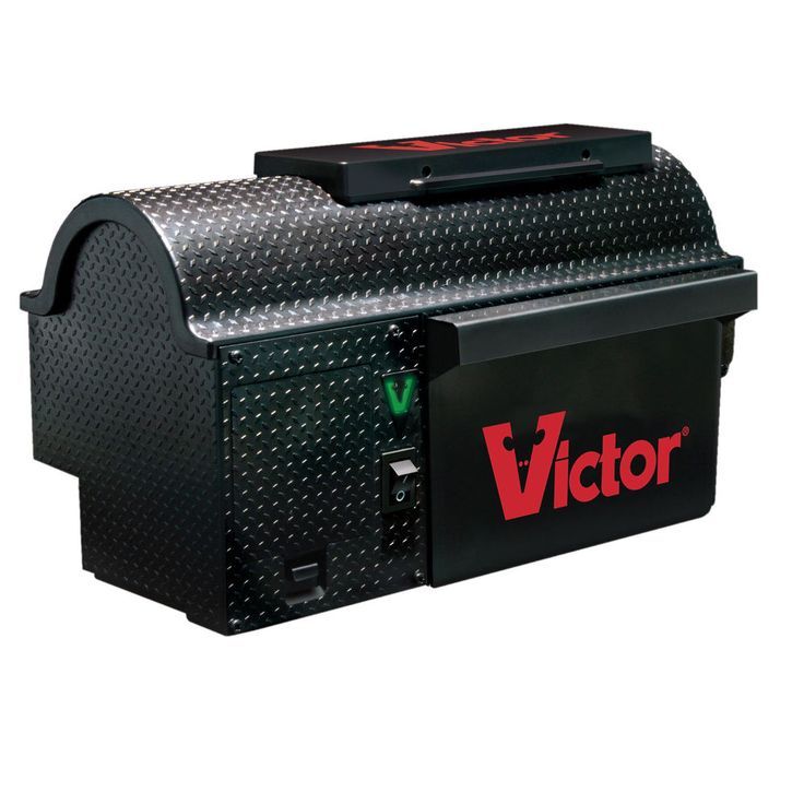 Victor Multi Kill Electronic Mouse Trap Rodent Shock Pest Control up to 10 mice #Victor