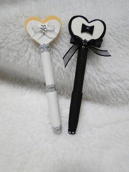 Esküvői Emléktárgyak-Pen