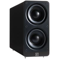 Q-ACOUSTICS-ELECTRONICS - AUDIO EQUIPMENT-HiFi Speakers-Q Acoustics 2070Si Subwoofer-£274.95-The Q Acoustics 2070Si subwoofer is a completely DSP (Digital Signal Processing) driven system with highly efficient class D amplification. It achieves an advanced level of functionality, as well as optimising the sonic performance, by undertaking all filtering and limiting completely in the digital domain.