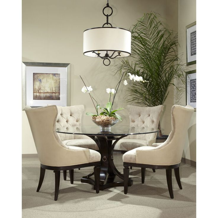 A.R.T. Furniture Classic Round Wood Dining Table AR 202225 1715 $730.00