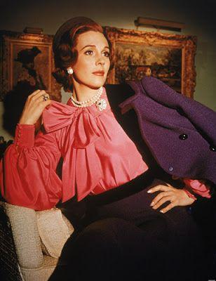 """Vintage Glamour Girls: Julie Andrews in """" Star! """""""