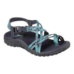 Shop for Women's Skechers Reggae Loopy Sandal Teal. Free Shipping on orders over $45 at Overstock.com - Your Online Shoes Outlet Store! Get 5% in rewards with Club O! - 21298271