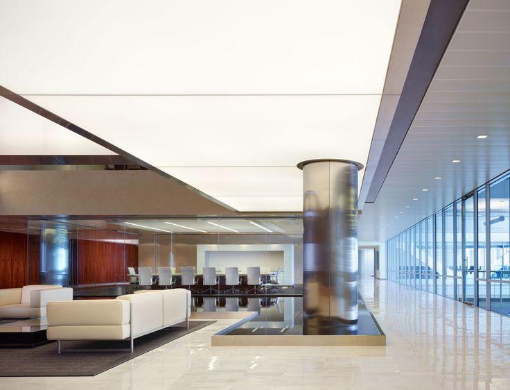 7 NewLight Double-Layered Ceilings @ Baker Mckenzie
