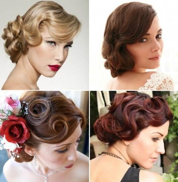 gorgeous vintage hairstyles