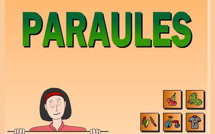 Juegos de Catalán para niños y niñas de 3 a 6 años. Juegos educativos online gratuitos de Lengua Catalana para alumnos de Educación Infantil | cristic