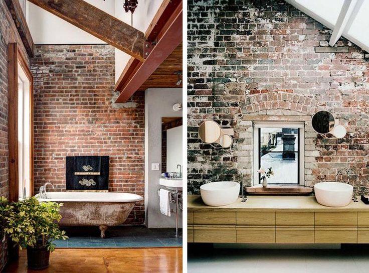 25 best ideas about casas de ladrillo visto on pinterest - Ladrillo visto interior ...