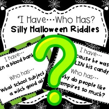 Halloween, Games, Fun, Riddles, Game-based Learning, Critical Thinking, Vocabulary, Language