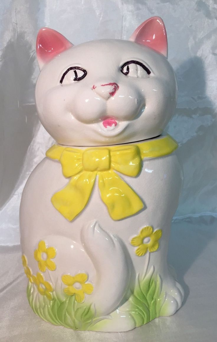 Excellent Best 439 Kitty Cat Cookie Jars ideas on Pinterest | Cats, Cookie  YQ13
