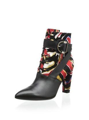 49% OFF Balenciaga Women's Multi-Color Bootie (Black)