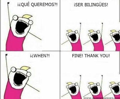 Que queremos - bilingües