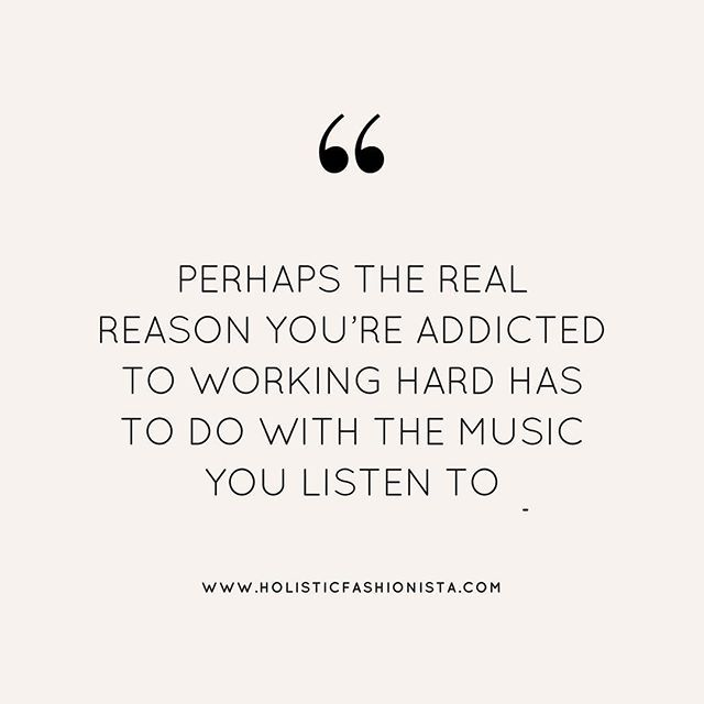 If youre addicted to chasing your dreams listen up... Listening to much of the music post dating 1939 were tuned from 432hz (a natural frequency) to 440hz to stimulate a different part of our brain: from right (the creative brain) and the left (the hard working brain that also nulls emotions).  This isnt theory it has been researched for decades The research conducted with grants from the Rockefeller Foundation (referenced earlier) determined that 440 Hz music was good at making people work…