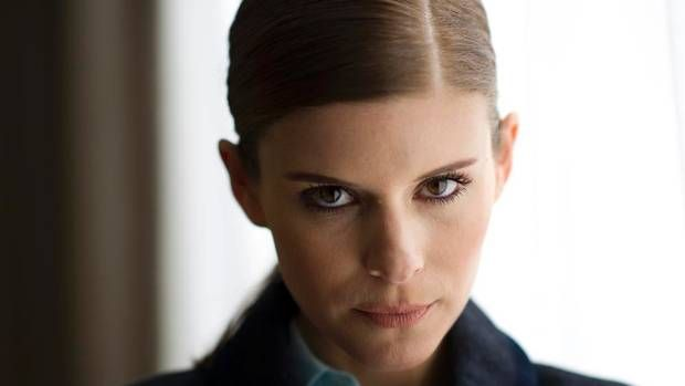 Kate Mara as Zoe Barnes (House of Cards) | Badass ...