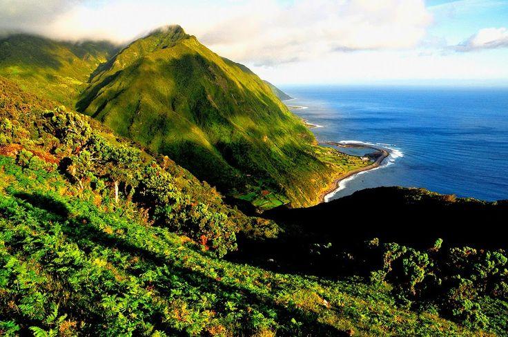 Fajã da Caldeira de Cima - Ilha de São Jorge - Açores - Portugal