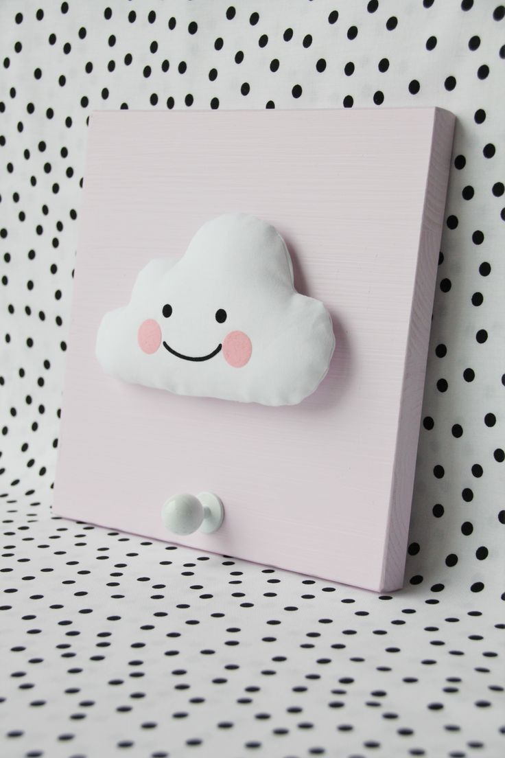 Wolkenliebe - Garderobe für Mädchenzimmer