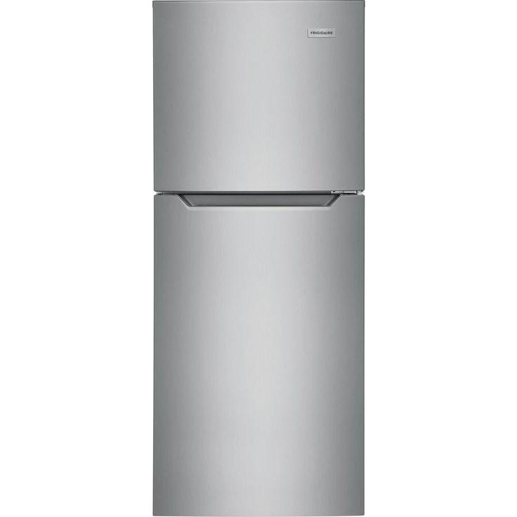 Frigidaire 116 cu ft top freezer refrigerator in