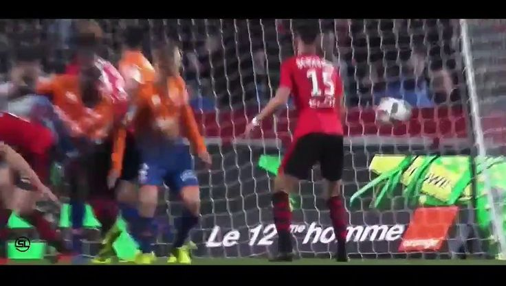 VIDEO Rennes 1 - 1 Dijon HIGHLIGHTS 11.03.2017 | PPsoccer