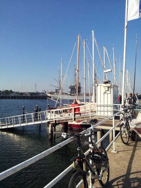 #Hafen in #Kiel