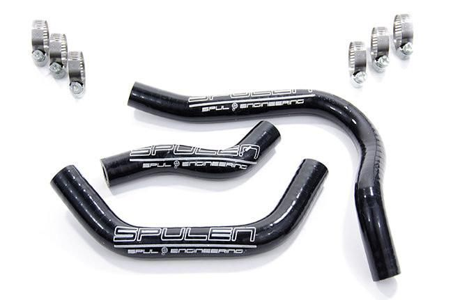 Spulen Brake Booster Hose Kit, For 2.0T FSI   #VW #engine #Audi #vehicles #vehicle #rims #tire #tires #freeway #spoiler #exoticcars #muffler #speed #street #highway  Worldwide Shipping Available! -Qualified Free shipping Available!   While small in size, brake booster hoses can be a costly repair on your VW or Audi. The factory hoses, constructed of a rigid plastic are a ticking time bomb and WILL crack over time. Extreme engine bay temperatures on modified vehicles will cause the hoses to…