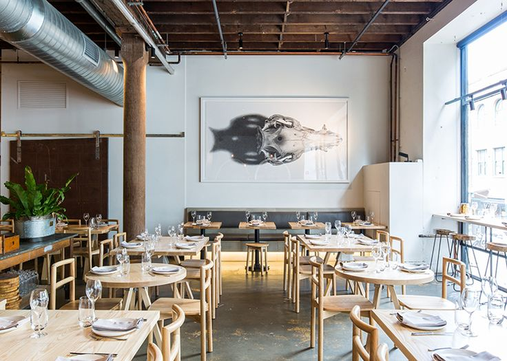 Est talks to Nomad's Director Rebecca Littlemore about her inner city dining room and cellar door, Nomad Restaurant.