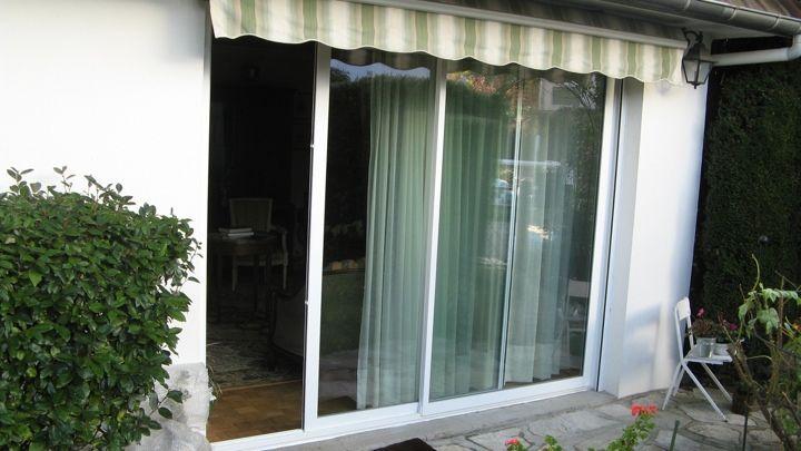 Baie coulissante ou porte fen tre pensez aux grandes for Fenetre baie window