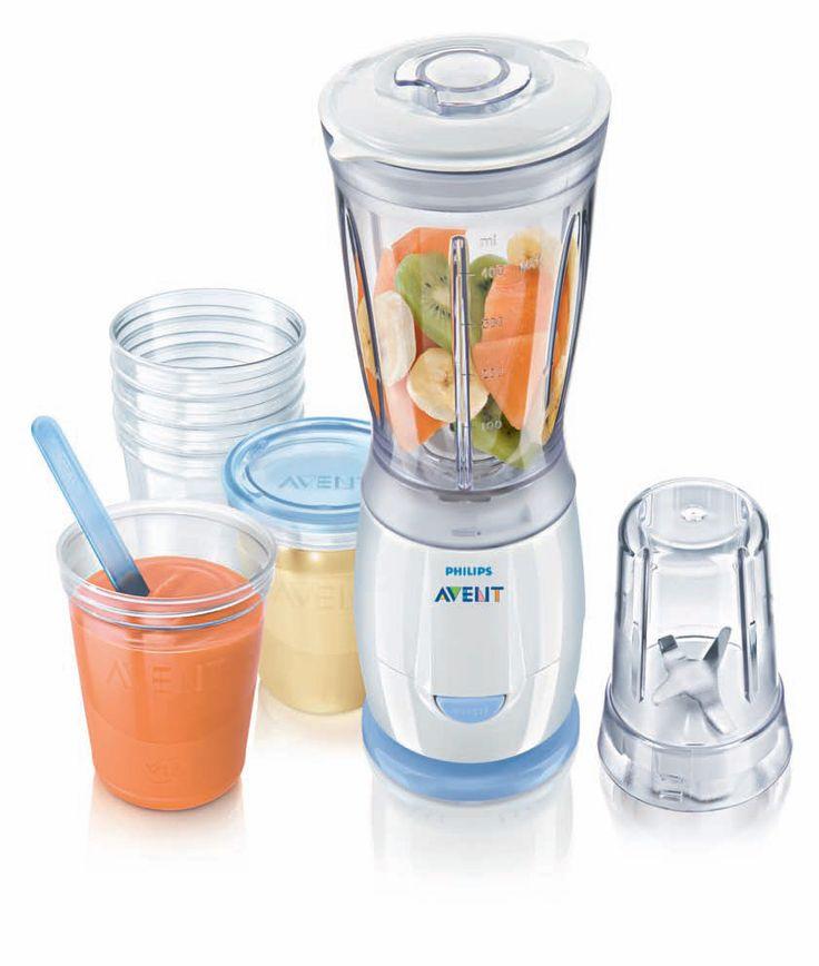 #Philips Avent Mini #Blender & #Feeding Set available online at http://www.babycity.co.uk/