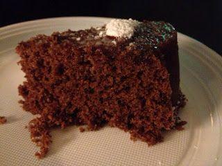 RICETTE MON AMOUR: Torta al cioccolato al microonde