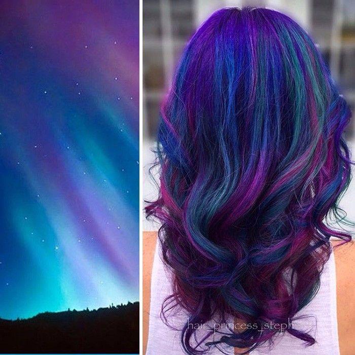 необычные цвета волос: 20 тыс изображений найдено в Яндекс.Картинках