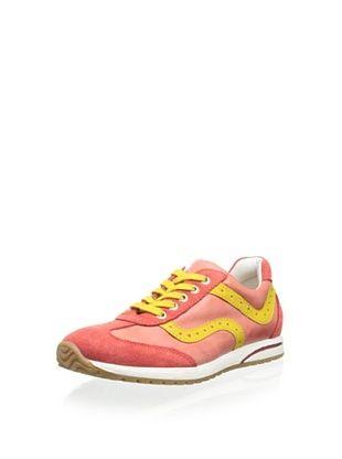 73% OFF Berdini Kid's 3100 Fashion Sneaker (Red)